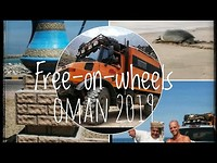 Free-on-wheels in Oman 2019 / UNIMOG