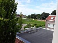 Van de Valk hotel uitzicht