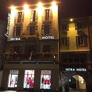 Mijn hotel Intra Verbania bij het centrum en lago maggiore!