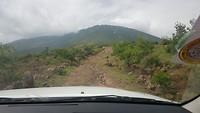 Onderweg naar de berg