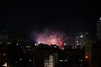 Vuurwerk Buenos Aires
