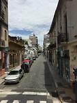 Een straat in La Broca