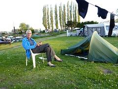 Fijn weer om te camperen