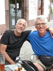 Jean-Pierre en ik