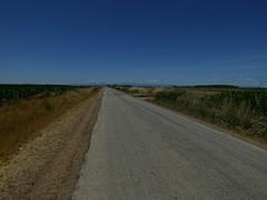 9 km zicht op de Pico de Europa