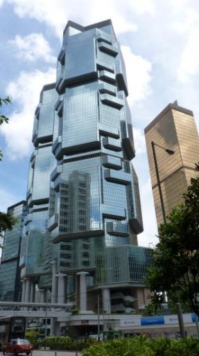 Futuristische Gebouwen In Hongkong Foto Rondje Azi 235