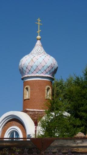 kerk Listvianka