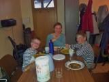 In Arbourse aan tafel