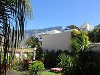 Overal zicht op de Tafelberg