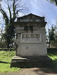 Monument aan de via appia