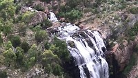 De MC Kenzie waterval in de Grampians