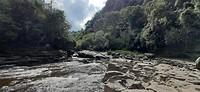 El Estrecho Río Magdalena