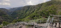 De vallei rondom El Chaquira