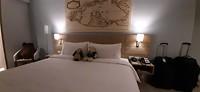 Aangekomen in Holiday Inn Express Cartagena Manga