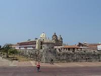 Hop on hop off in Cartagena