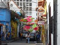 Wandelen in Cartagena