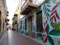 Op wandel in Santa Marta