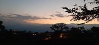 Barichara by night