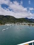 Aankomst in Wellington