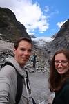 Gletsjerselfie
