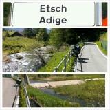 begin van de Adige ?