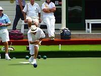 typisch Engels balspel Bowls, populair in de Gemenebest landen