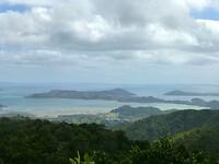 de Whanganui eilanden voor de kust van Coromandel