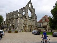 Abdij van Longpont, een klooster uit de 12e eeuw