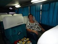 Bus naar Puerto Madryn