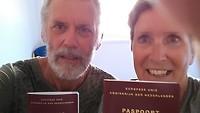 Onze nieuwe paspoorten