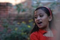 nepalees meisje