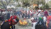 Maya ceremonie 1