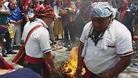 Maya ceremonie 2