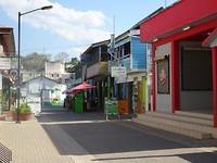 Hoofdstraat San Ignacio