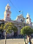 Kerk centrum Salta
