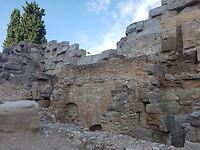 Roman wall