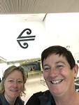 New Zealand air. Vlucht 1