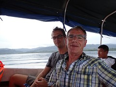 Opweg naar Bocas del Torro