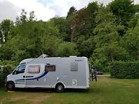 Laatste dagje camping in Gulpen