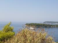 Vlak voor Dubrovnik
