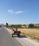 Op de snelweg van Albanie