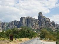 Meteora kloosters wat een wereldwonder