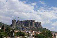 Meteora kloosters, hoe is het mogelijk zo hoog te bouwen