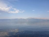 Ohrid meer