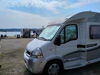 De eerste camping aan de kust van Kroatie