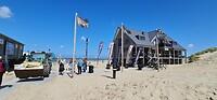 Brouwersdam Noordzee
