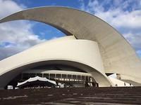 Operagebouw Santa Cruz de Tenerife