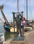 Bij de palingroker in Monnickendam