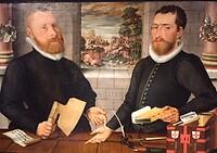 Baarden in 1589