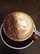 En toen was er koffie...echte koffie...